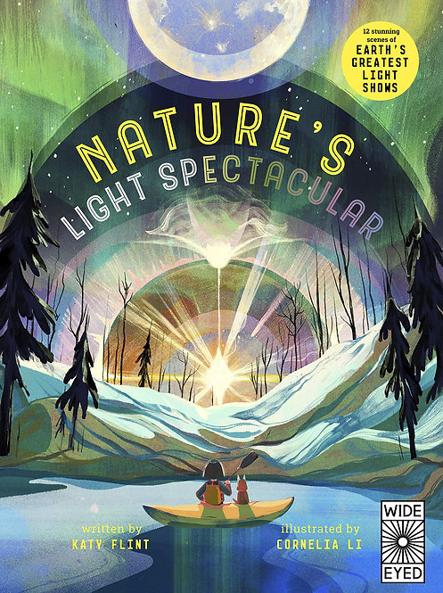 Nature's Light Spectacular: Glow in the Dark (Hardcover)