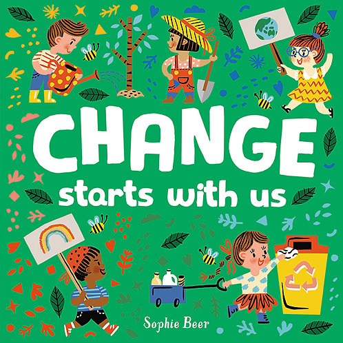 Change Starts with Us (Board Book)