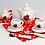 Thumbnail: Ladybug Tea Set 13pcs with Carry Case