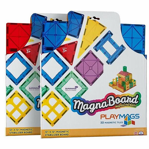 Playmags Large Magnetic Board 30x30