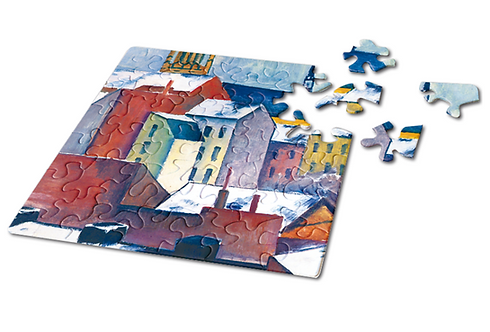 Art Puzzles 46 Pieces - Set of 4