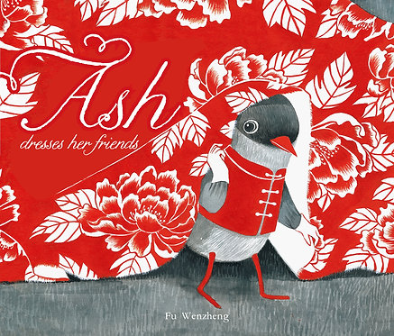 Ash Dresses her Friends (Hardcover)