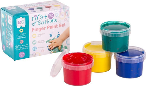 Finger Paint By First Creation