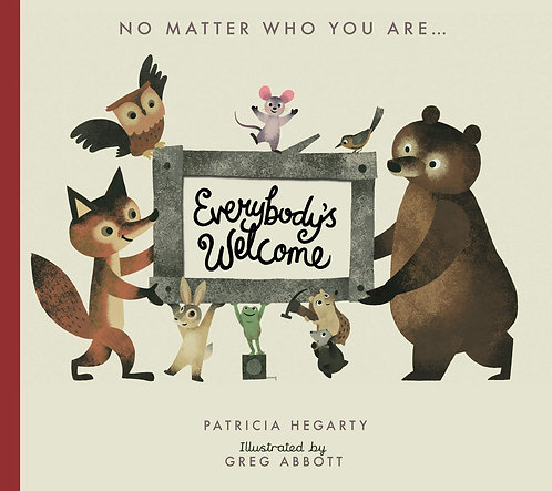 Everybody's Welcome (Board Book)