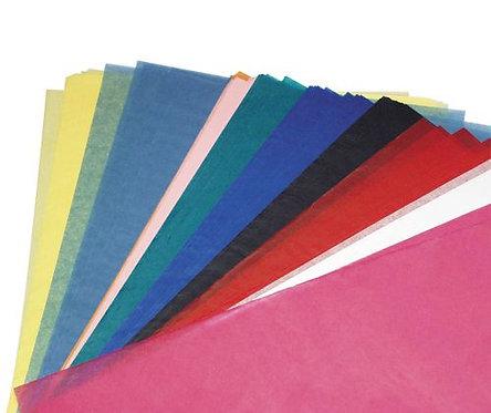 Tissue Paper 50 x 75cm 240's Asst
