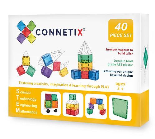 Connetix Tiles 40 Piece Expansion Pack
