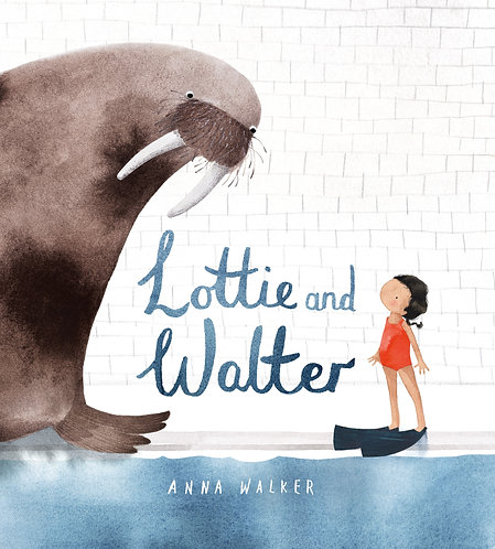 Lottie and Walter (Hardcover)