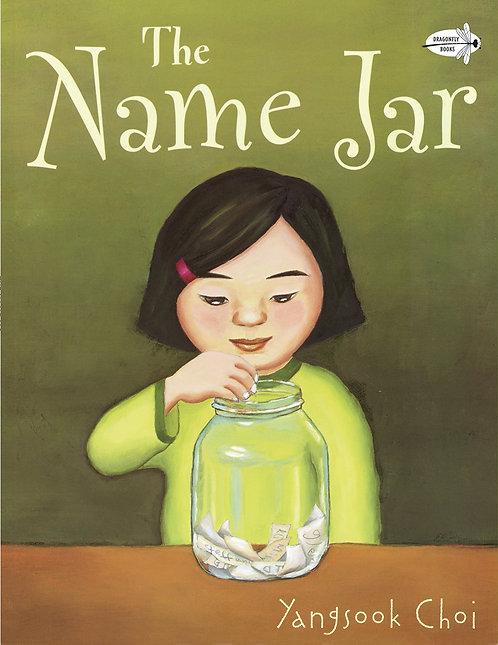 The Name Jar (Paperback)