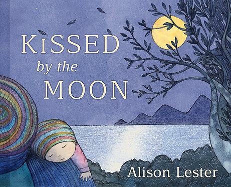 Kissed by the Moon (Hardcover)