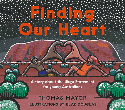 Finding Our Heart (Hardback)