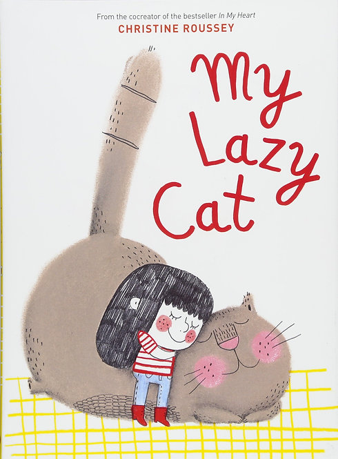 My Lazy Cat (Hardcover)