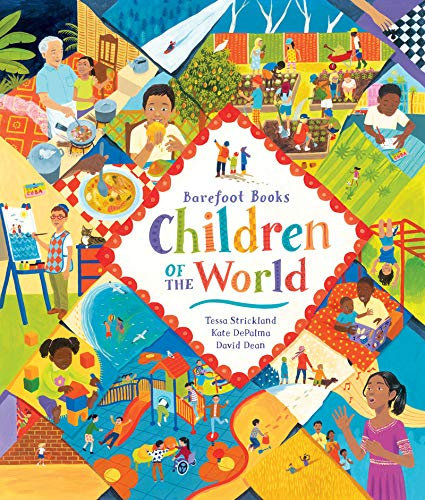 Barefoot Books: Children of the World (Paperback)