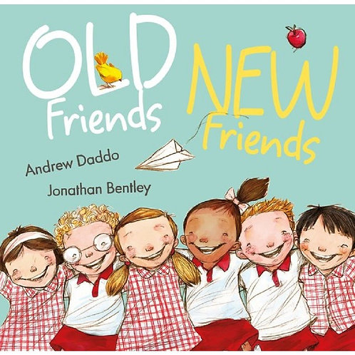 Old Friends, New Friends (Hardcover)