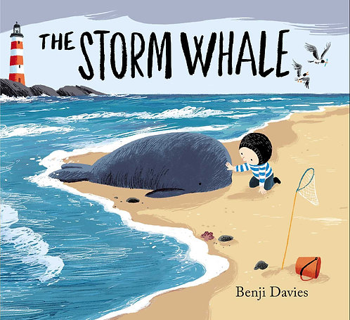 The Storm Whale (Board Book)