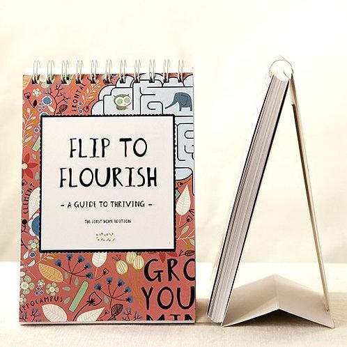 Flip To Flourish At Home