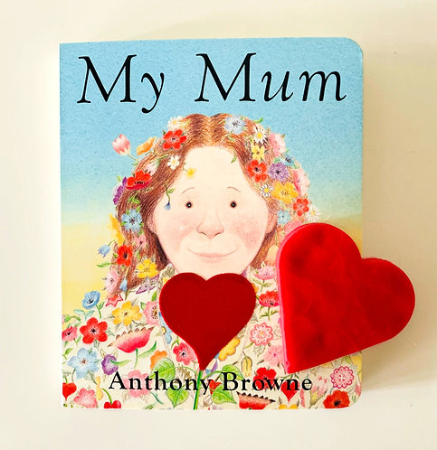 My Mum (Board Book)