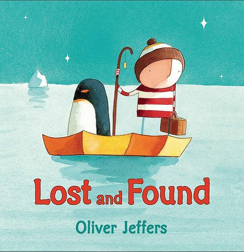 Lost And Found (Board Book)
