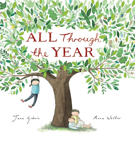 All Through the Year (Hardcover)