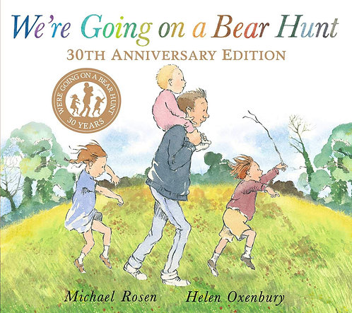 We're Going on a Bear Hunt (Hardcover)