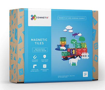 Connetix Tiles 24p Car Pack