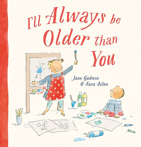 I'll Always Be Older Than You (Hardcover)