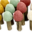 Thumbnail: Papoose Earth Forest Trees Set of 12