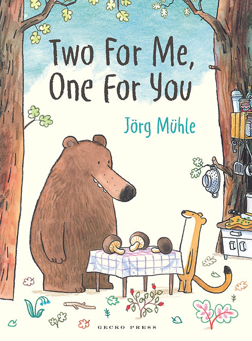 Two for Me, One for You (Paperback)