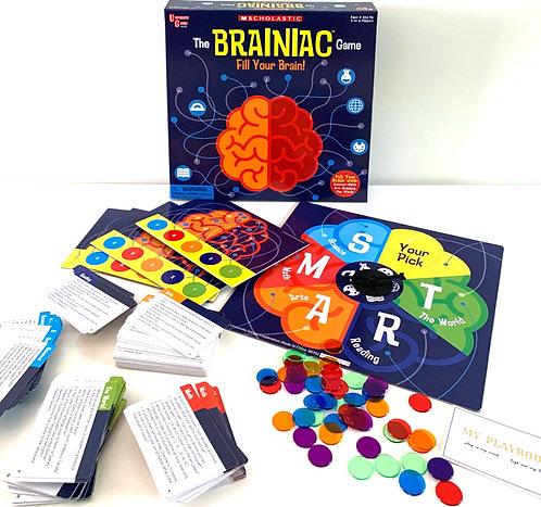 The Brainiac Game