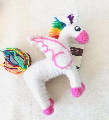 Papoose Rainbow Pegasus Mother