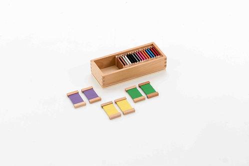 Premium Silk Second Box of Colour Tablets set