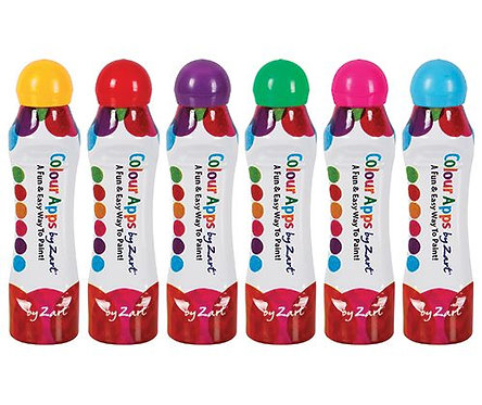 Colour Apps Set of 6