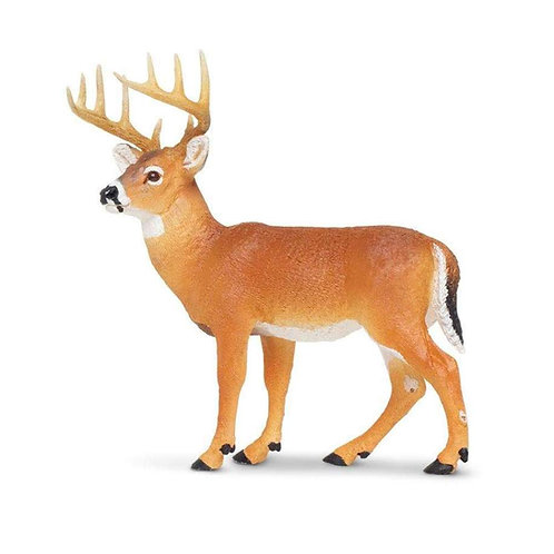 Whitetail Buck Figurine