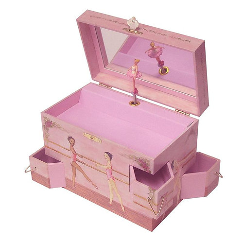 Enchantmints Music Box Ballet School