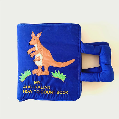 My Australian How to Count Fabric Book