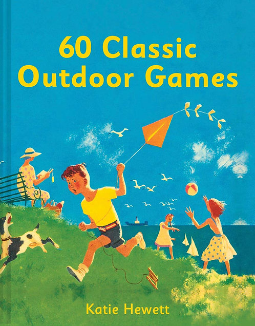 60 Classic Outdoor Games (Hardcover)