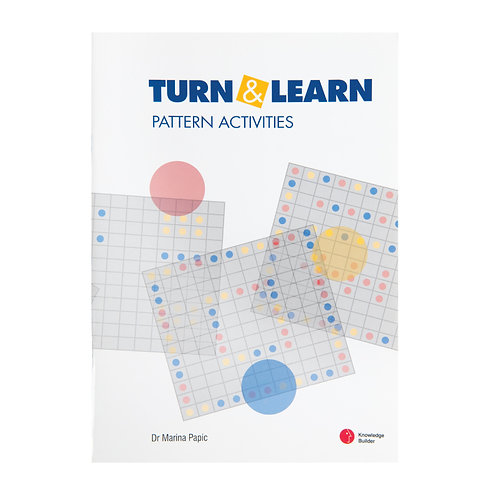 Turn & Learn Pattern Book
