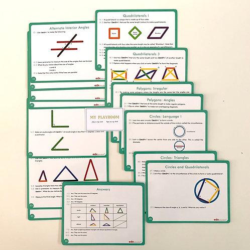 GeoStix Maths Activity Set