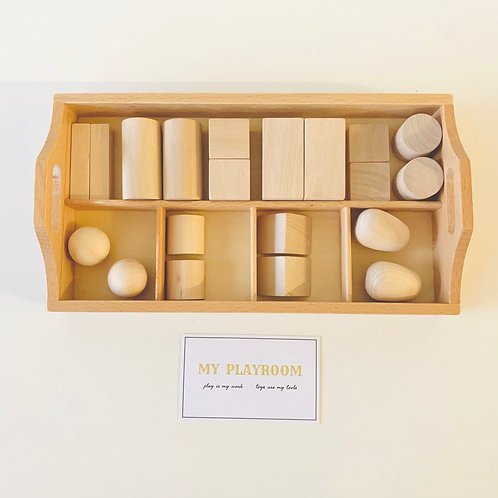Montessori Small Sorting Tray