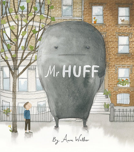 Mr Huff (Hardcover)