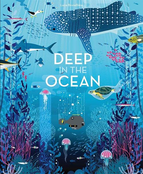 Deep in the Ocean (Board Book)