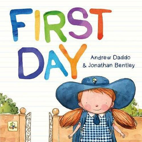 First Day (Hardcover)