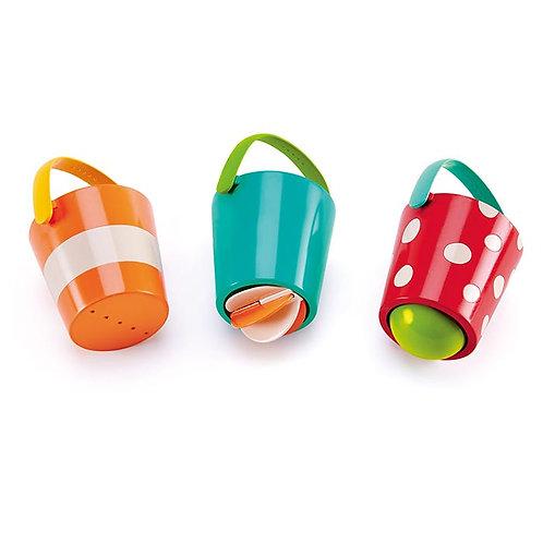 Little Splashers Happy Buckets 3 Pieces