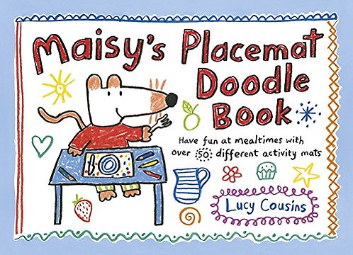 Maisy's Placemat Doodle Book (Notebook)