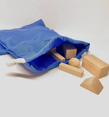 Mystery Bag: Geometric Shapes