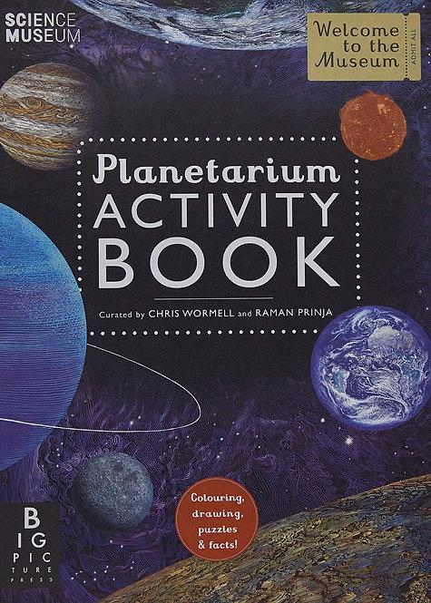 Planetarium Activity Book (Paperback)