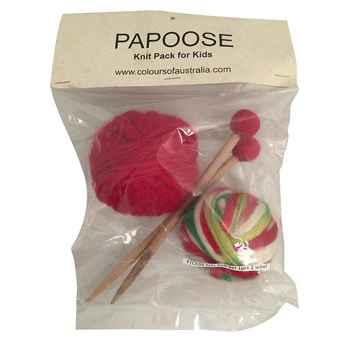 Kids Knit Pack