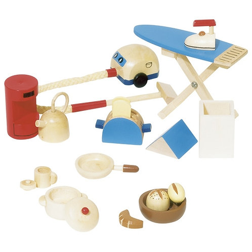 Goki Doll House Accessories