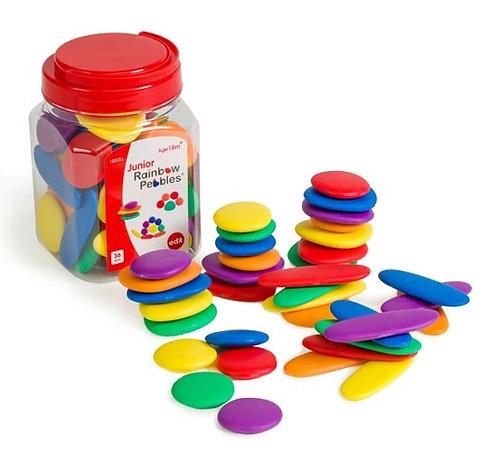 Rainbow Pebbles Toddler Friendly Set
