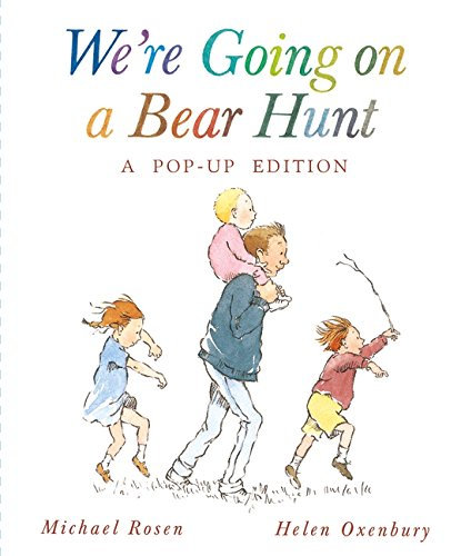 We're Going on a Bear Hunt - Pop Up Edition (Hardcover)
