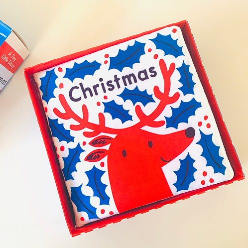 Christmas: Baby's First Cloth Book